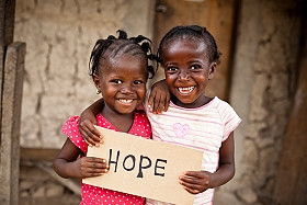 african-girls-with-hope-sign