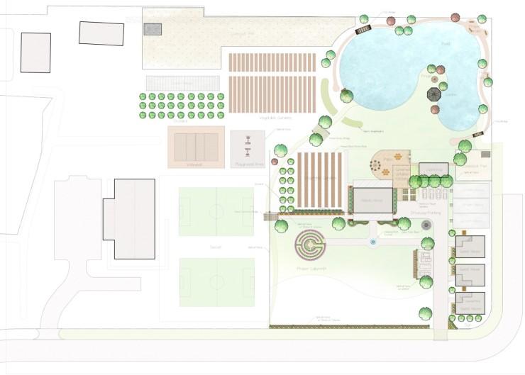 Master campus plan