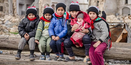 Syria. UNHCR increases the response for the returning families in east Aleppo